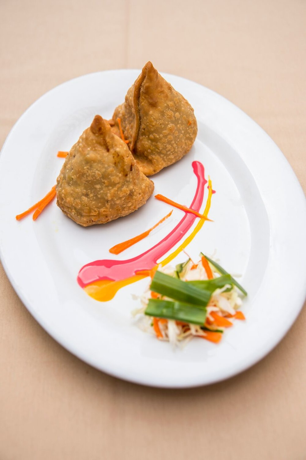 Copy of Copy of Vegetable Samosas