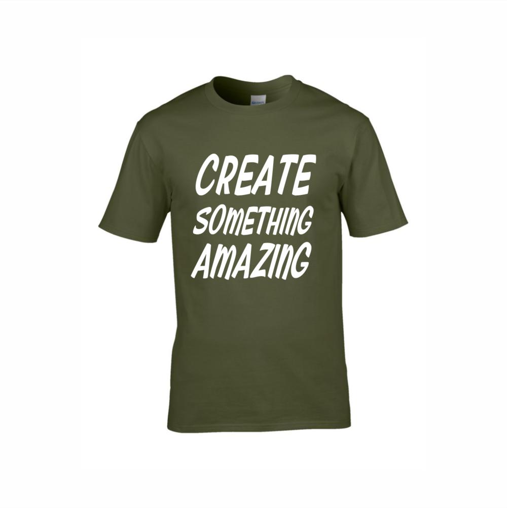 Military Green T-Shirts