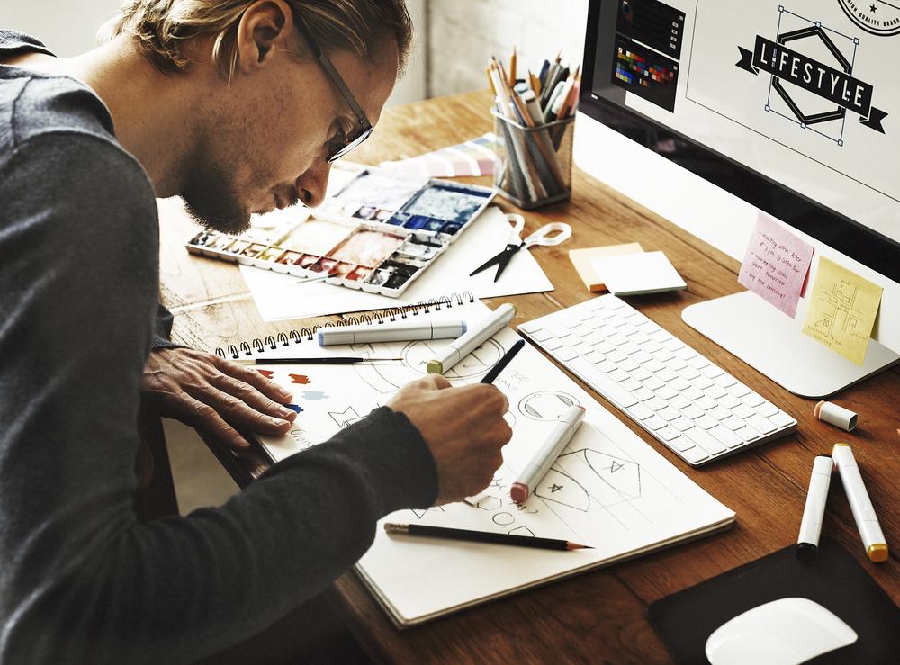 logo-deisngers-graphic-designers-malvern-worcester-red-penguin-uk
