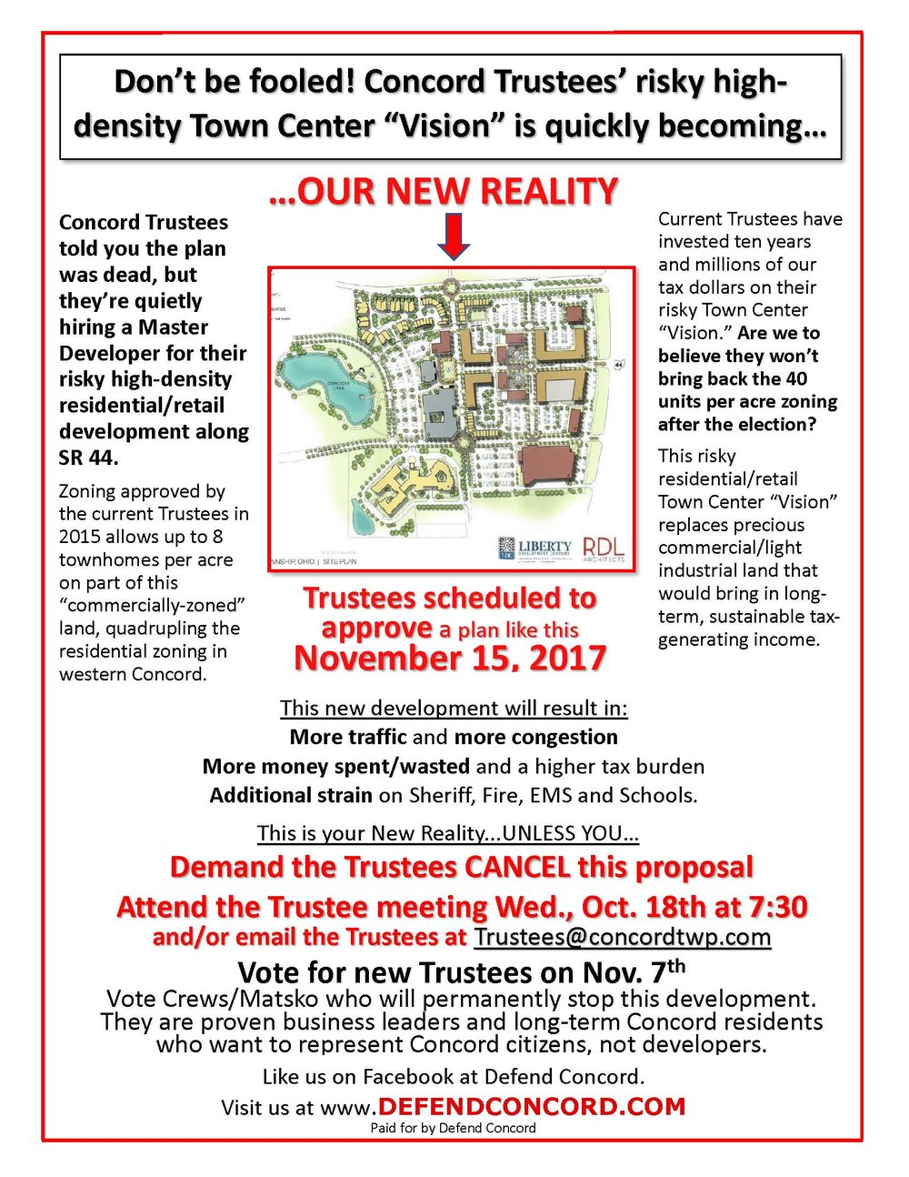 Defend Concord Flyer   (click to download/post/email)