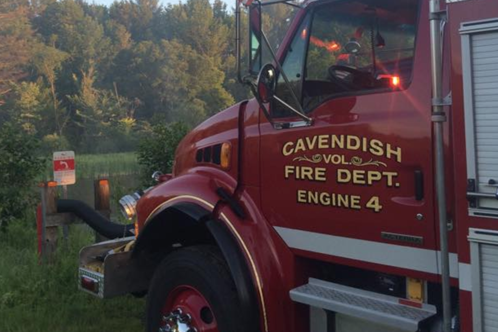 Cavendish Volunteer Fire Department