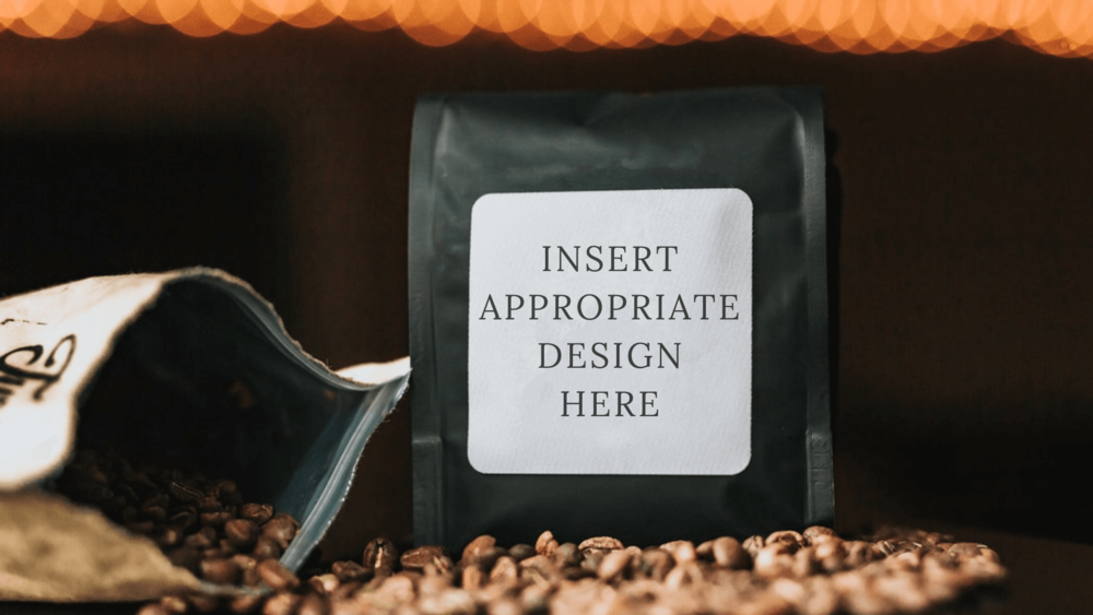 Design tips for creating the best label for your coffee fundraiser.