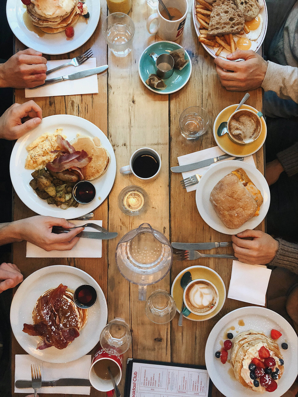 The Perfect Pairing: Which Foods Go Best With Coffee