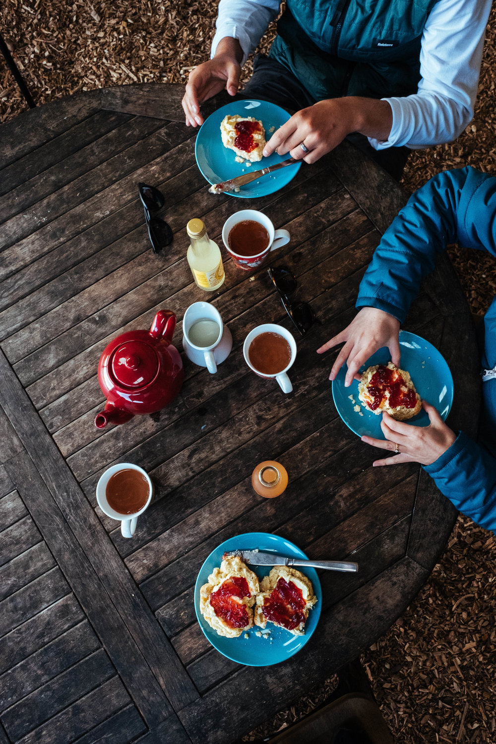 Find out what foods pair perfectly with your favorite cup of coffee!
