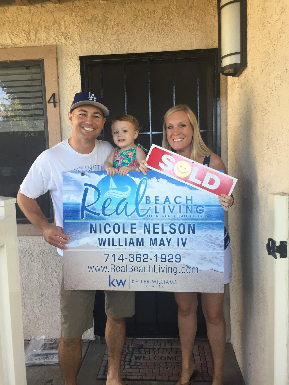 SOLD! - 19112 Oceanport Lane #4 Huntington Beach, CA 92648