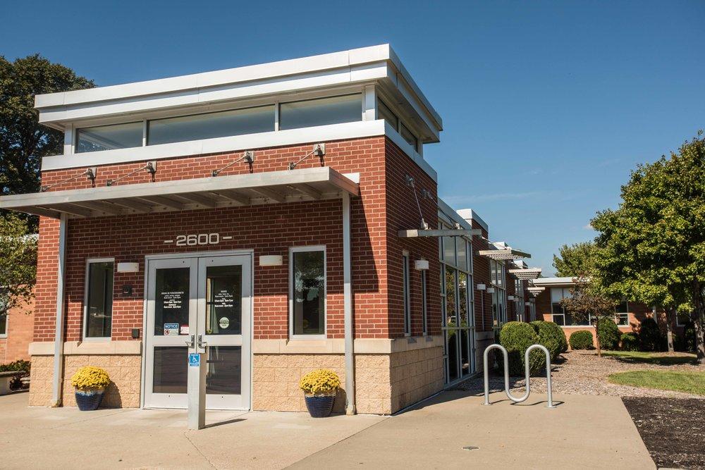 Shawnee County Health Center - Client: Shawnee County Health AgencyArchitect:Schwerdt Design Group