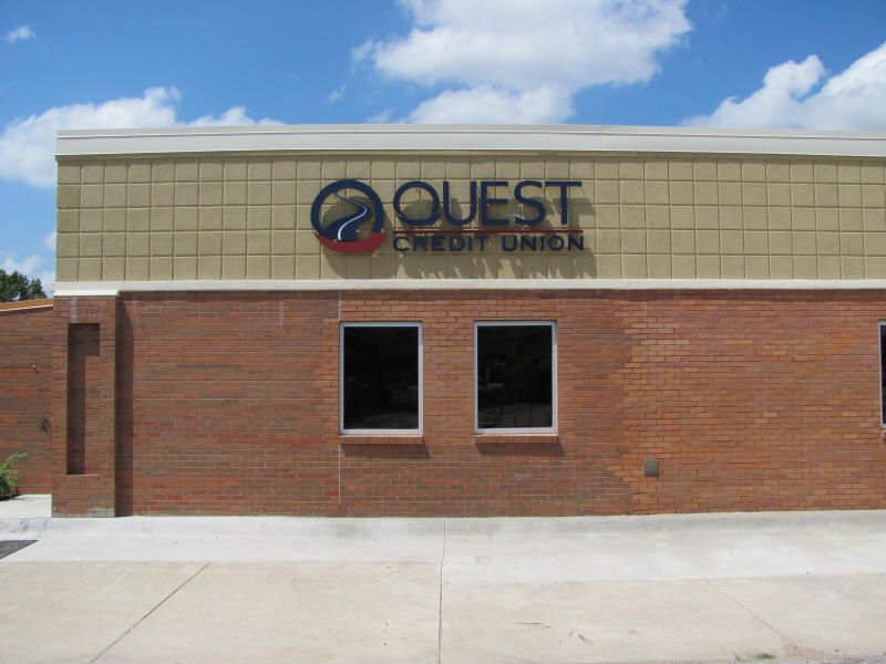 Quest Credit Union - Lenexa   Client: Quest Credit Union Architect: Architect One P.A.