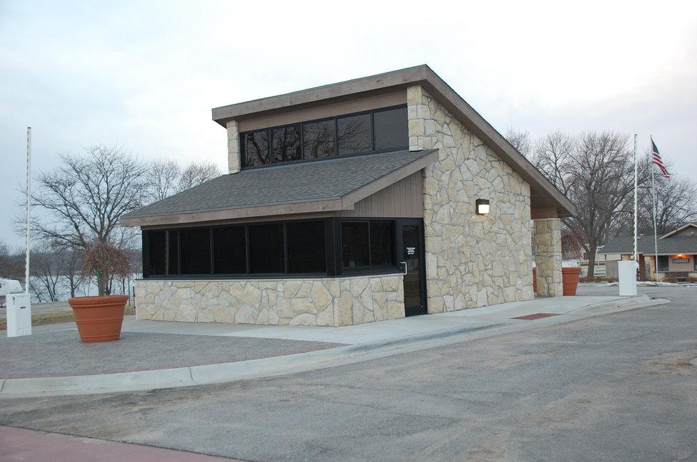 Lake Shawnee Campground   Client: Shawnee County Architect: HTK Architects