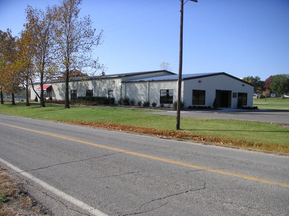 Velma K Paris Community Center   Client: Shawnee County Architect: Peterson Architecture