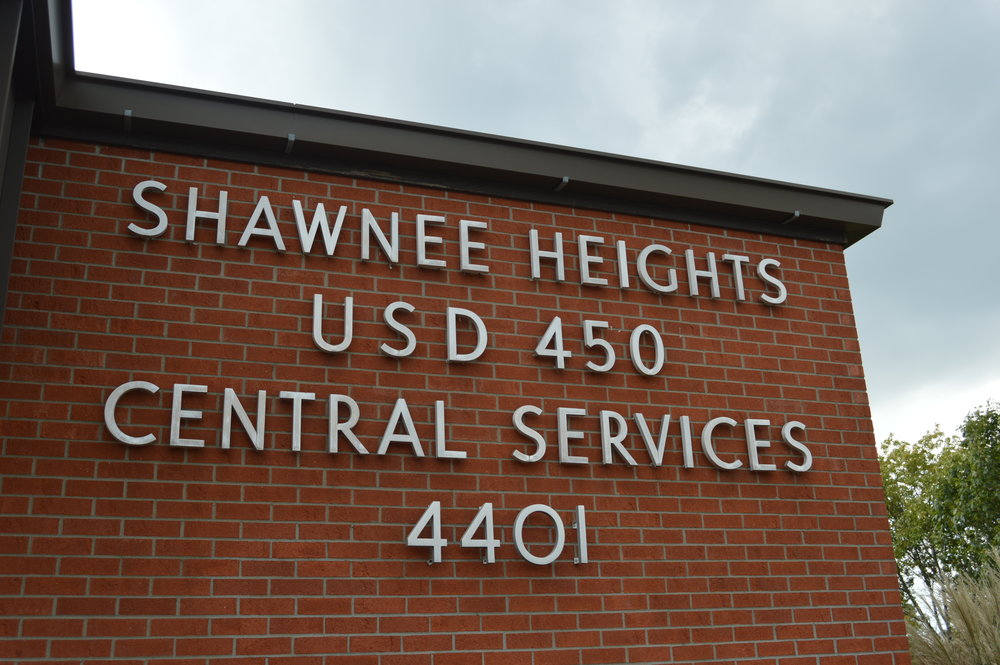 USD 450 Central Office Renovation   Client: USD 450 Shawnee Heights Architect: Professional Engineering Consultants