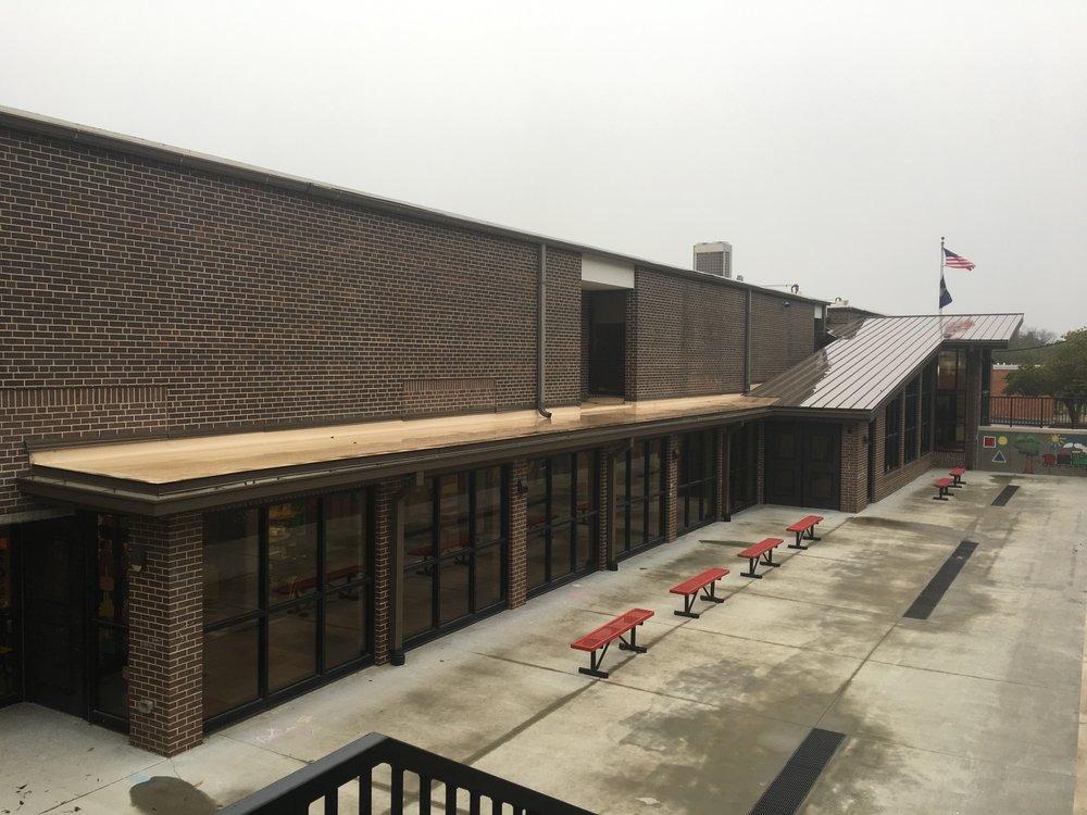 Highland Park Central Elementary   Client: USD 501 Topeka Public Schools Architect: Architect One P.A.