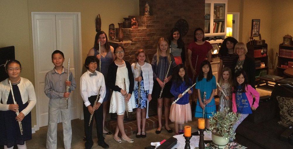 Student Flute Recital