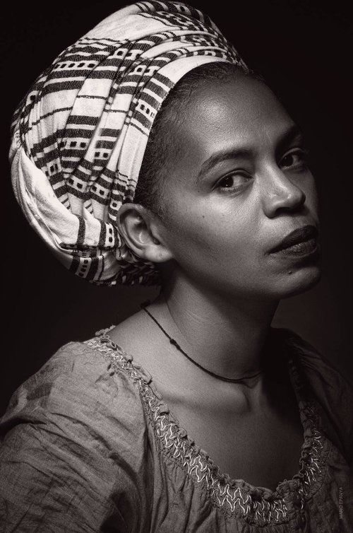 Aida Muluneh, 2018 CatchLight Fellow; Photographer; Contemporary Artist, Founder and Director, Addis Foto Fest