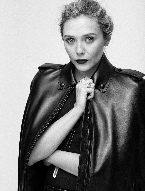 Elizabeth Olsen - L'Officiel