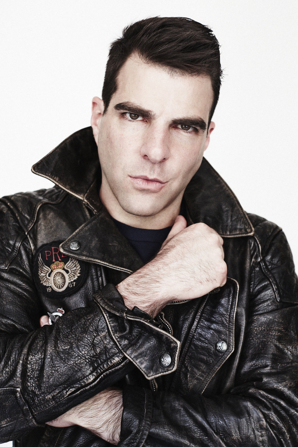 Zachary Quinto - GQ Germany
