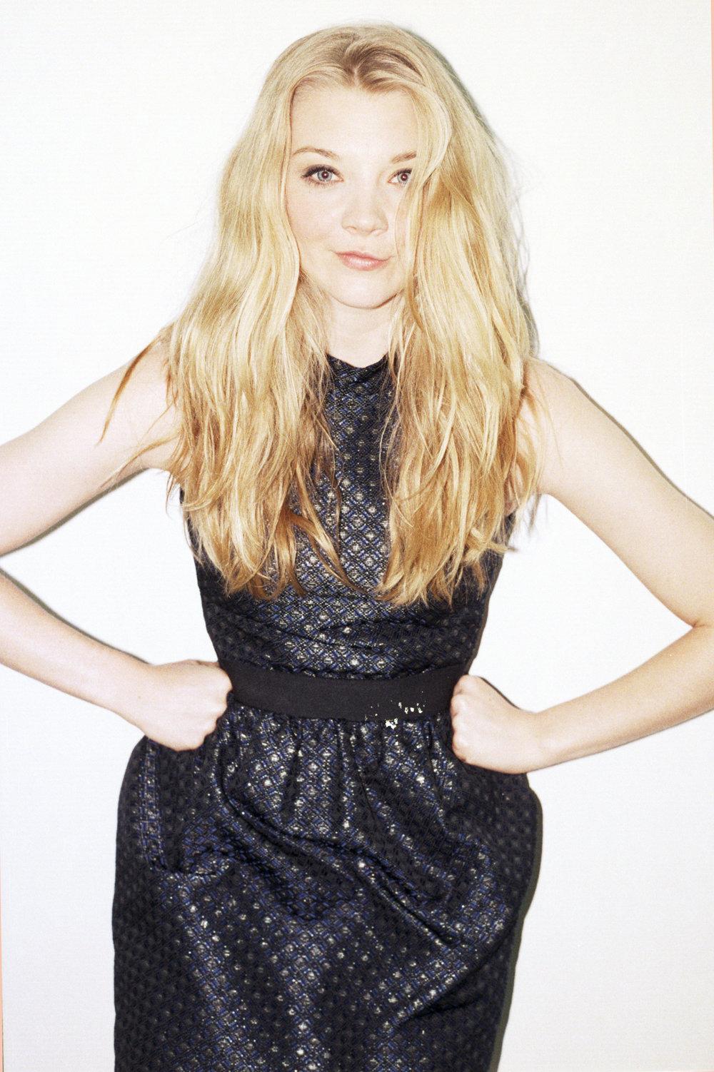 Natalie Dormer - Nylon