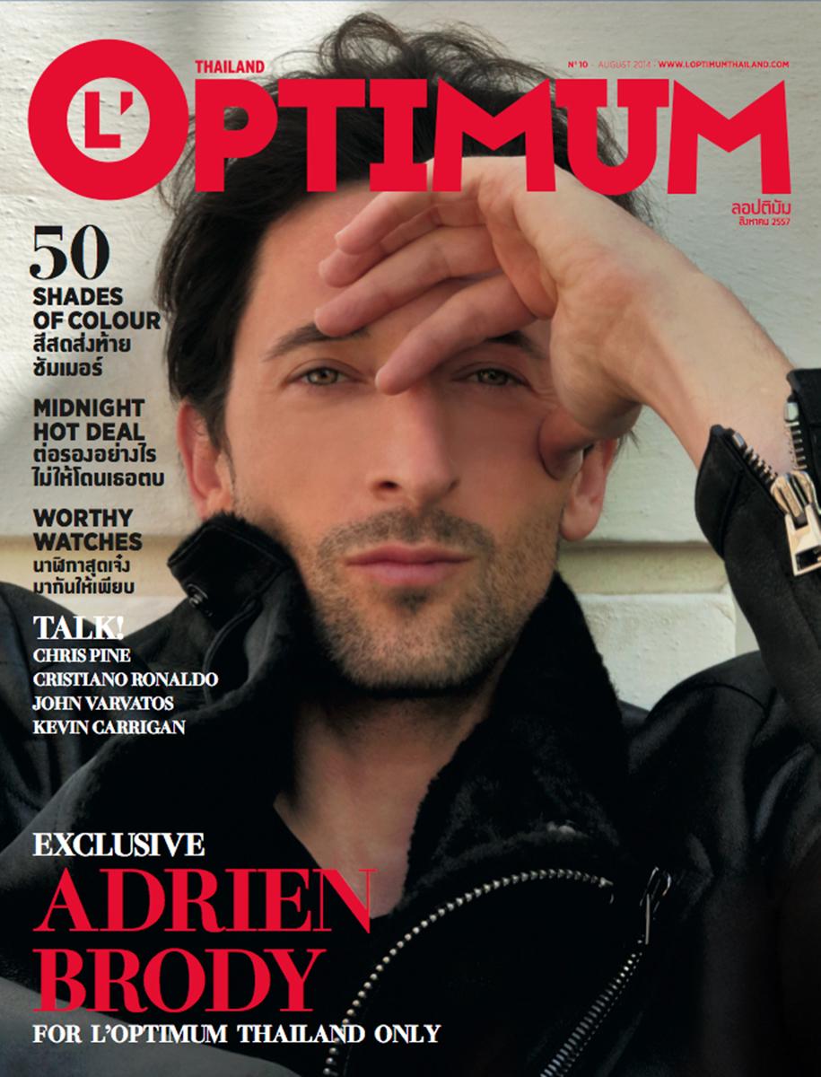 Adrien Brody - L'Optimum