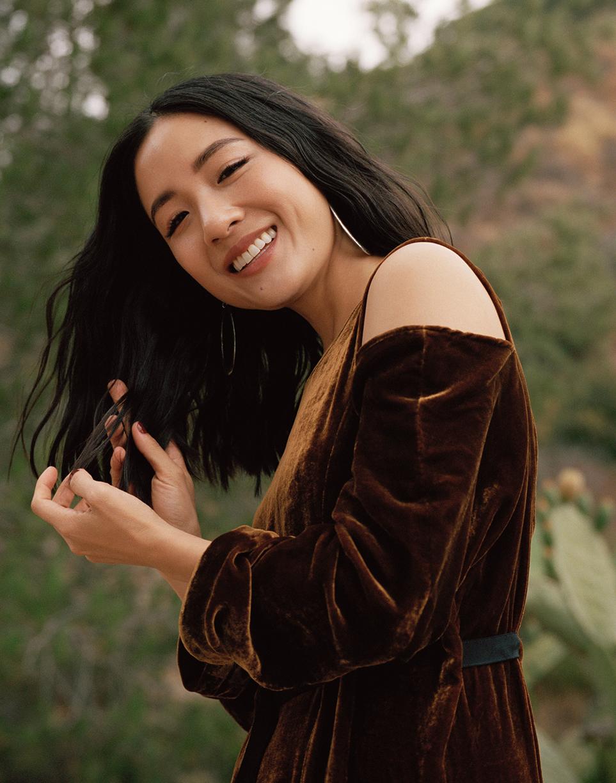 Constance Wu - Allure Magazine