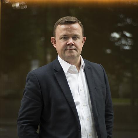 Richard Stephenson OBE -  Non-executive Chairman
