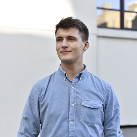Tom Peskett  - Social Media Manager