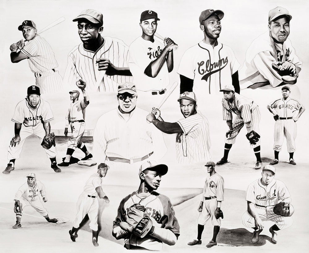 Legends of the Negro Leagues