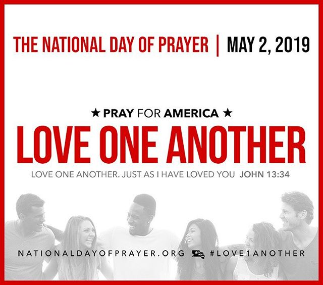 Please join us as we lift up our church, community, and nation today in prayer. The Center will be open from 11:30 to 1:30 for anyone who would like to come pray there.