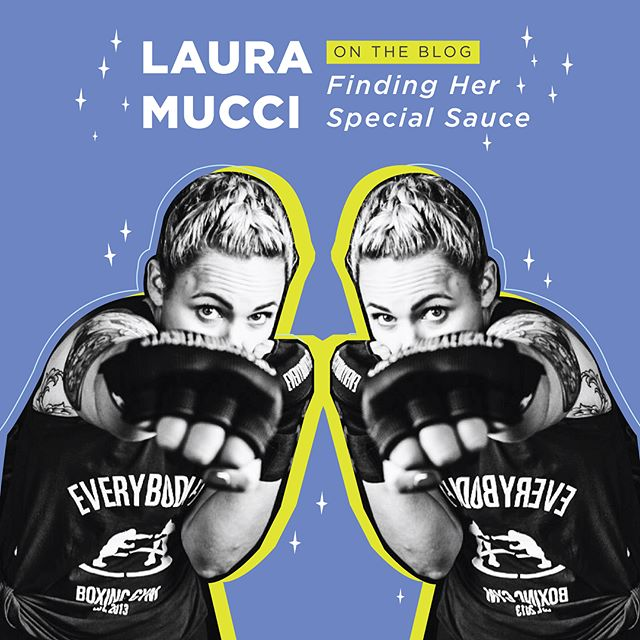 "That sauce! That sass! Link in bio: Check out @fightflowfly 's reflection on what makes her unique... We're still buzzing from yesterday's webinar on personal branding (AKA ""Selling Your Special Sauce"") by COEO's @scarlet.batchelor and are building on that momentum today by sharing Laura Mucci's reflection on her #specialsauce . Check it out. We 🖤Laura's reflection on the gift of movement and what she brings to our awesome community."