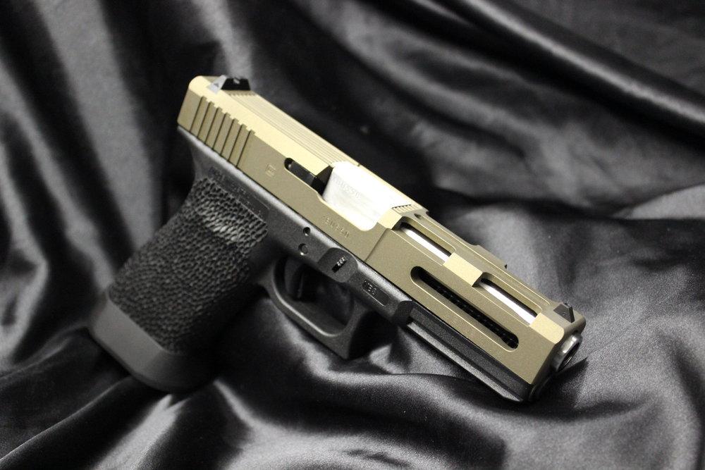 Handguns — Cutting Edge Arms LLC