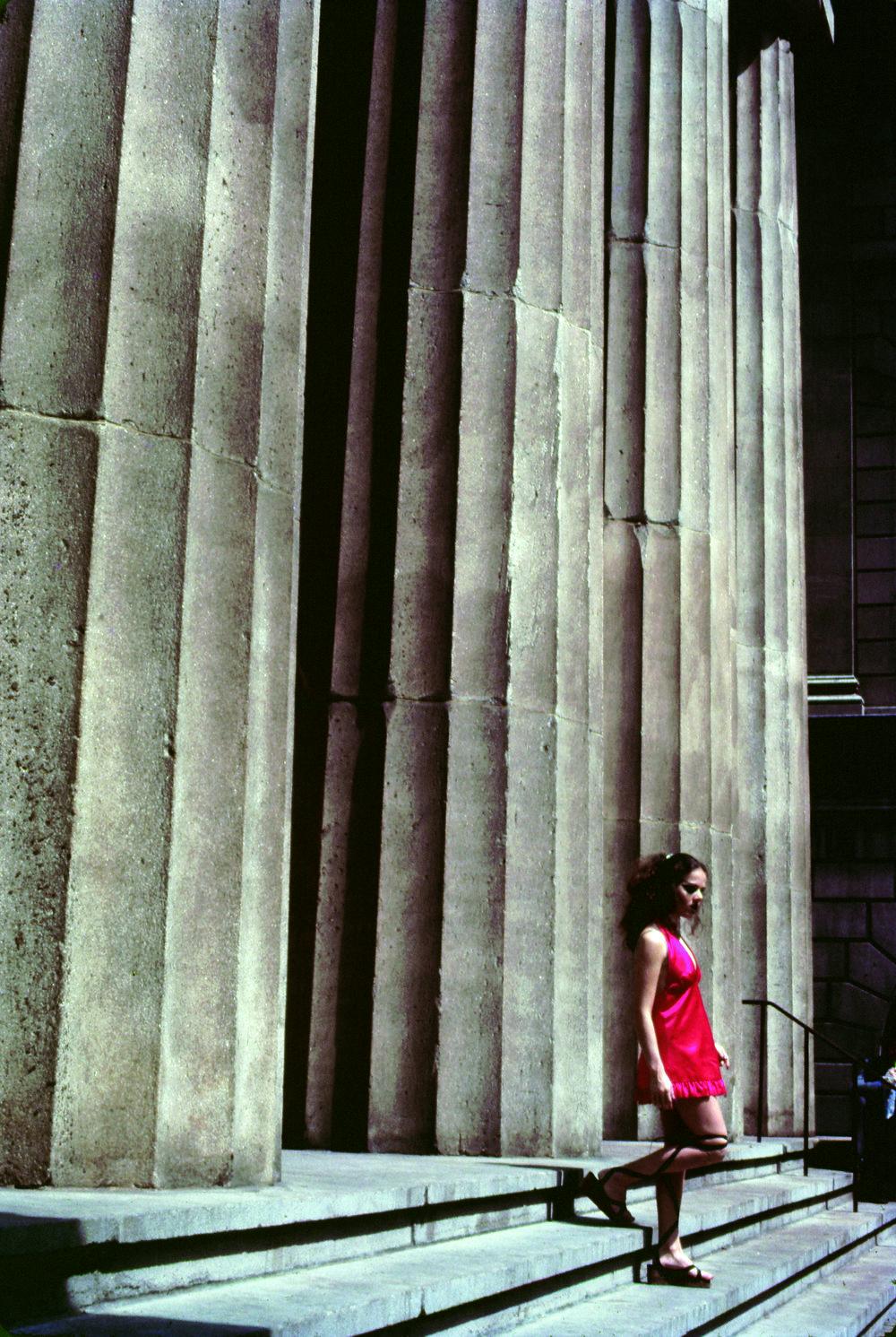 Hélio Oiticica, Agrippina é Roma-Manhattan, 1972. Courtesy of César Oiticica