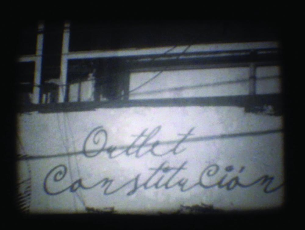 Still from  Constitución,  Melisa Aller, 2013.
