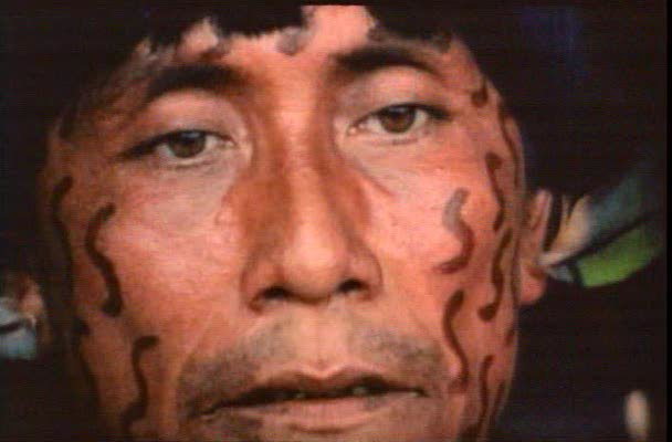 Still from  Orinoko, nuevo mundo (Orinoco, New World) , Diego Risquez, 1984.