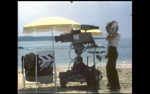 Souvenir de Cannes. Teo Hernández, 1982. Screens today @museoreinasofia in Madrid as part of Meta: El cine crítica al cine www.ismismism.org/calendar/2019/2/13/meta-el-cine-critica-al-cine-en-museo-nacional-centro-de-arte-reina-sofa @lafilmforum  #cineexperimental #meta #reinasofia #lafilmforum #madrid #losangeles