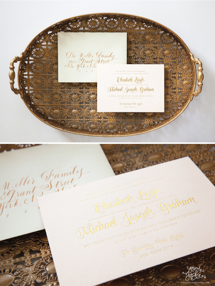 stationery 101 all about foil stamping sincerely jackie long