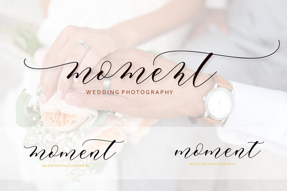 Font Friday Melanie Script Sincerely Jackie Long Island Wedding