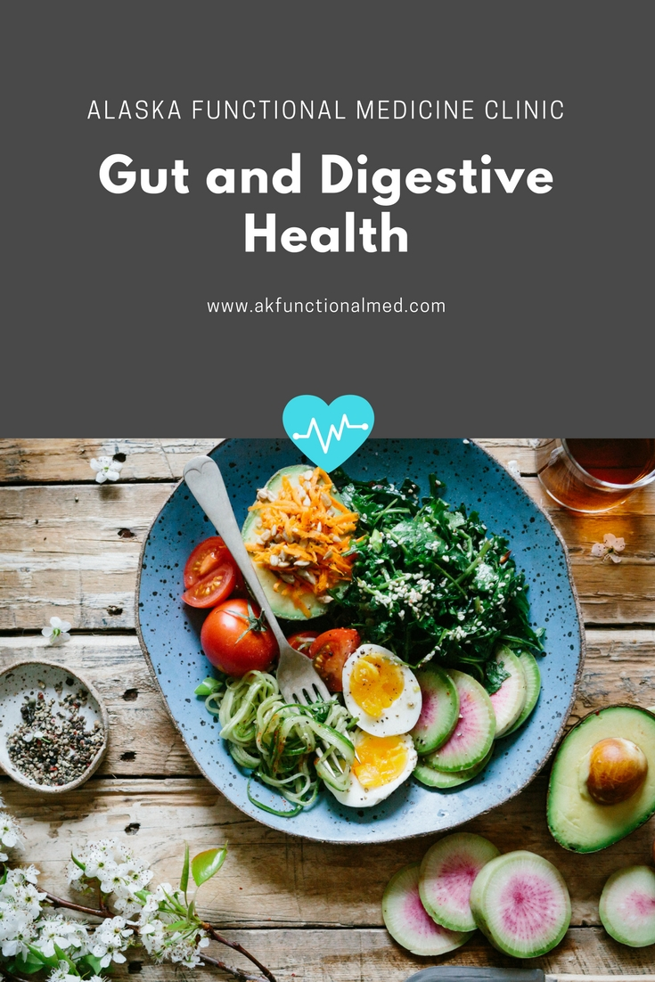 gut and digestive health