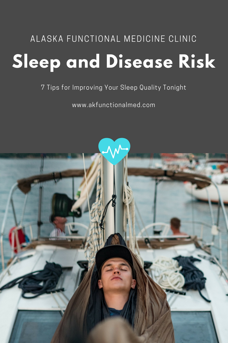 sleep and disease risk