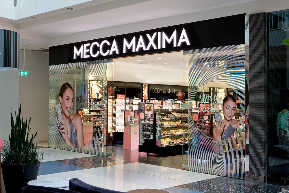 - MECCA MAXIMA