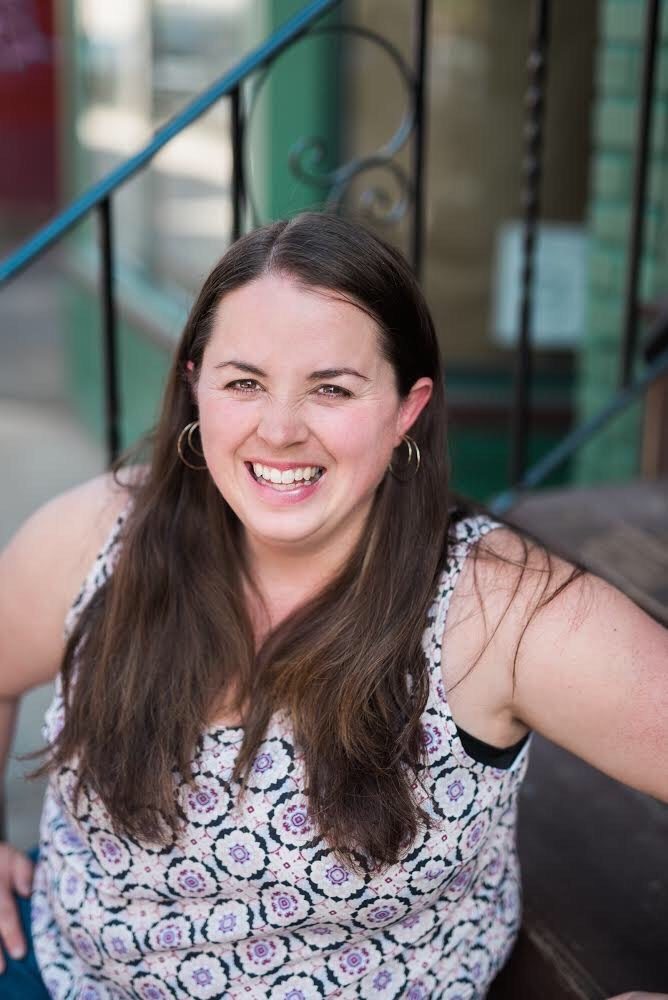Sarah McCoy   Co-Owner