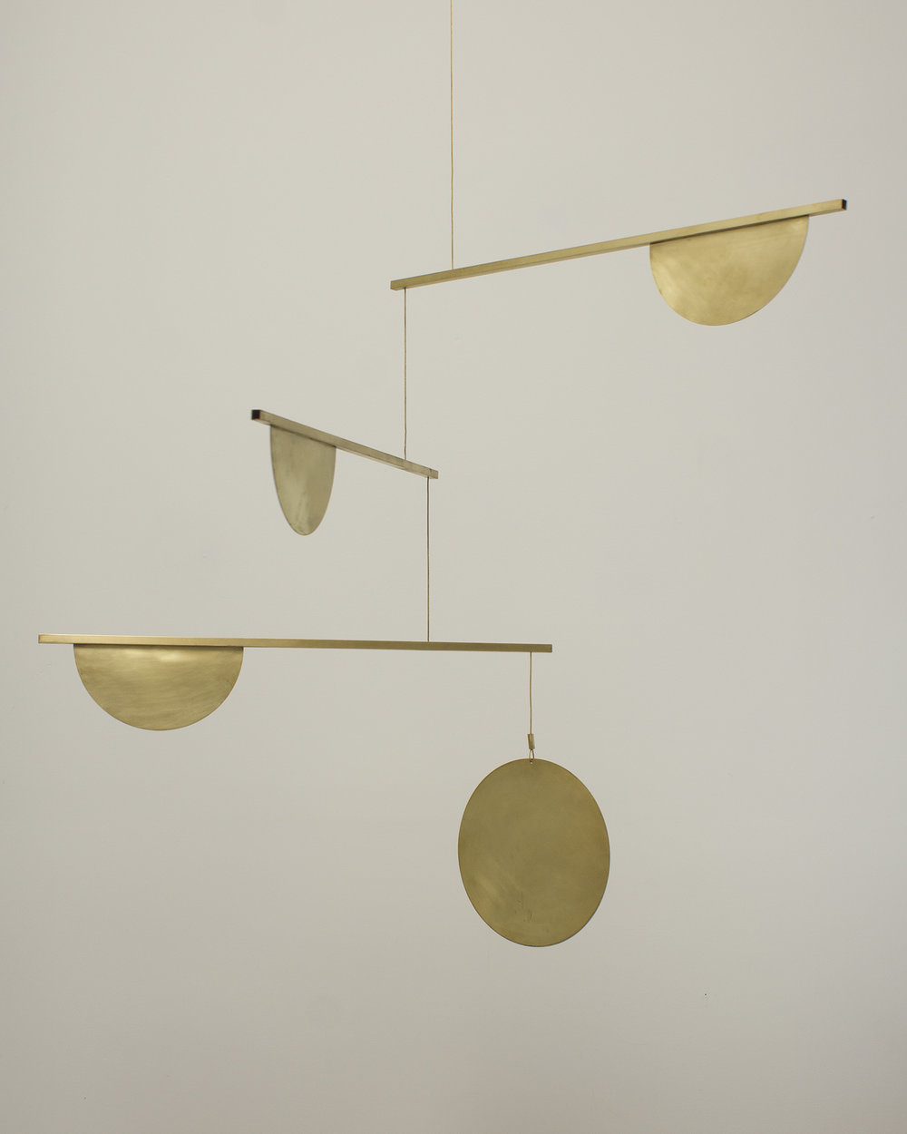 corie humble kinetic mobile brass