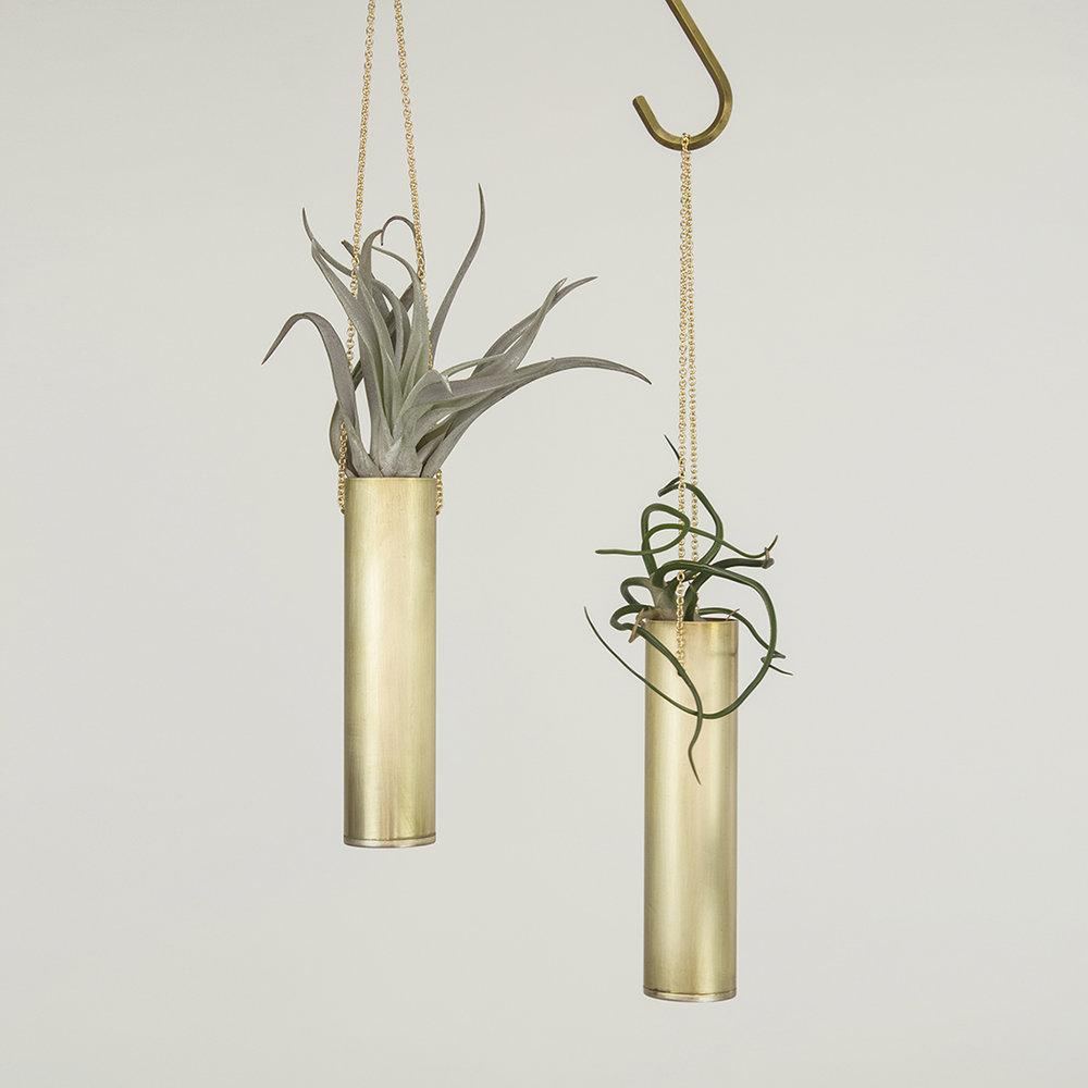 Brass Wall Hangings, $75/$128 pair,  SHOP