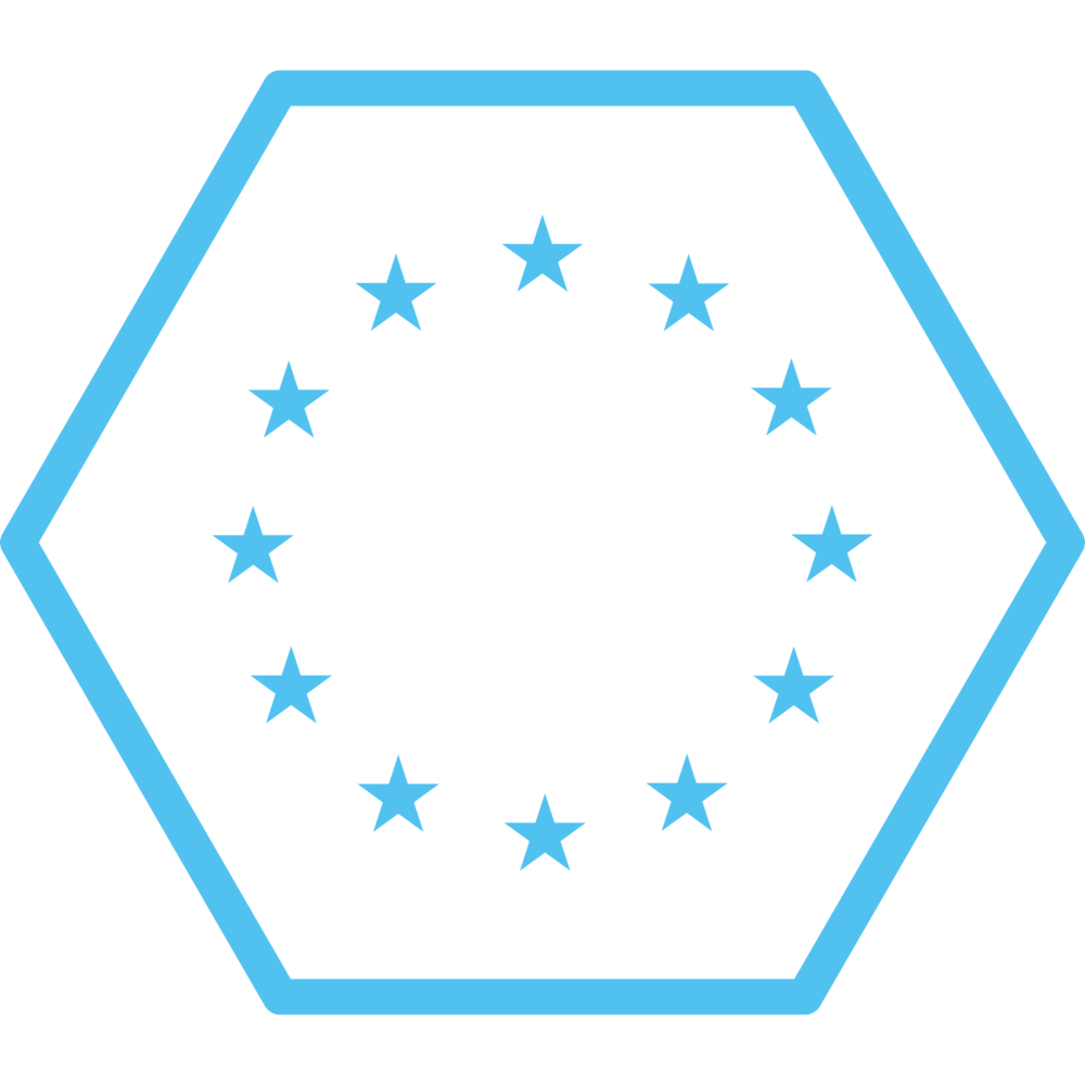EU hexagon flag noun_609893_51C1F0.png