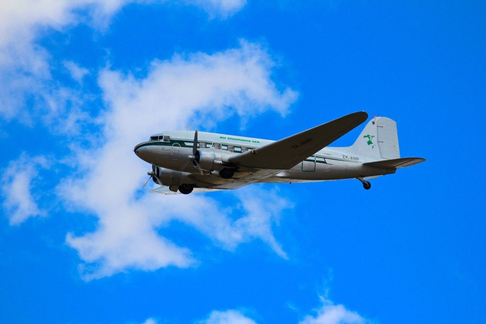 Colin Hunter / Planespotters