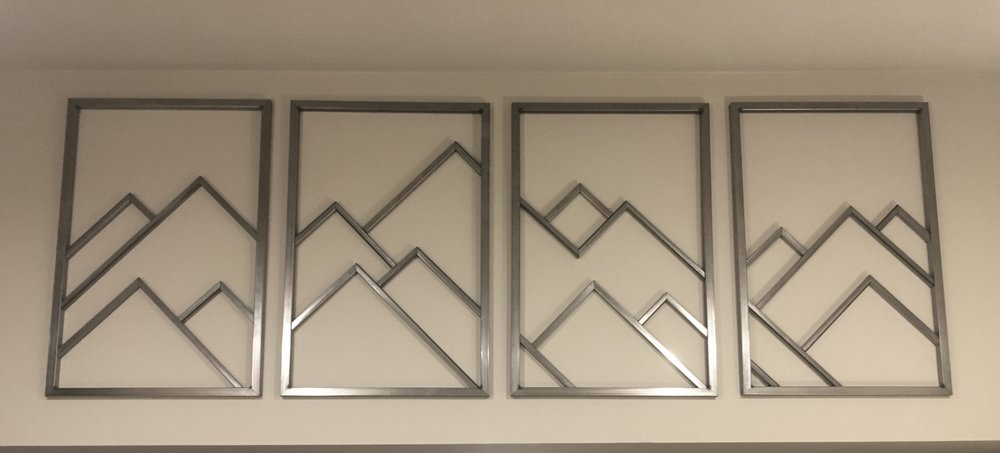 Wall Art — Innovative Practices
