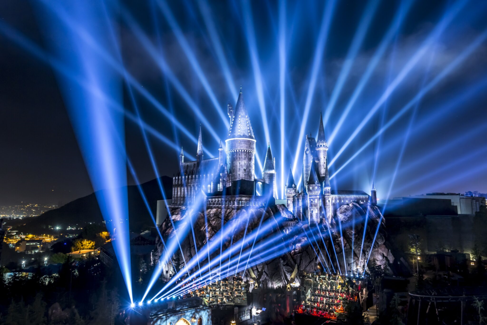 Wizarding World of Harry Potter Grand Opening -