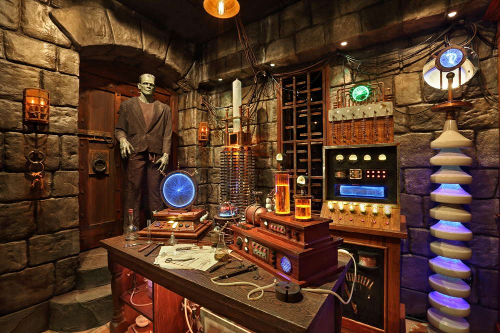 Frankenstein's Lab  - Universal Studios Hollywood