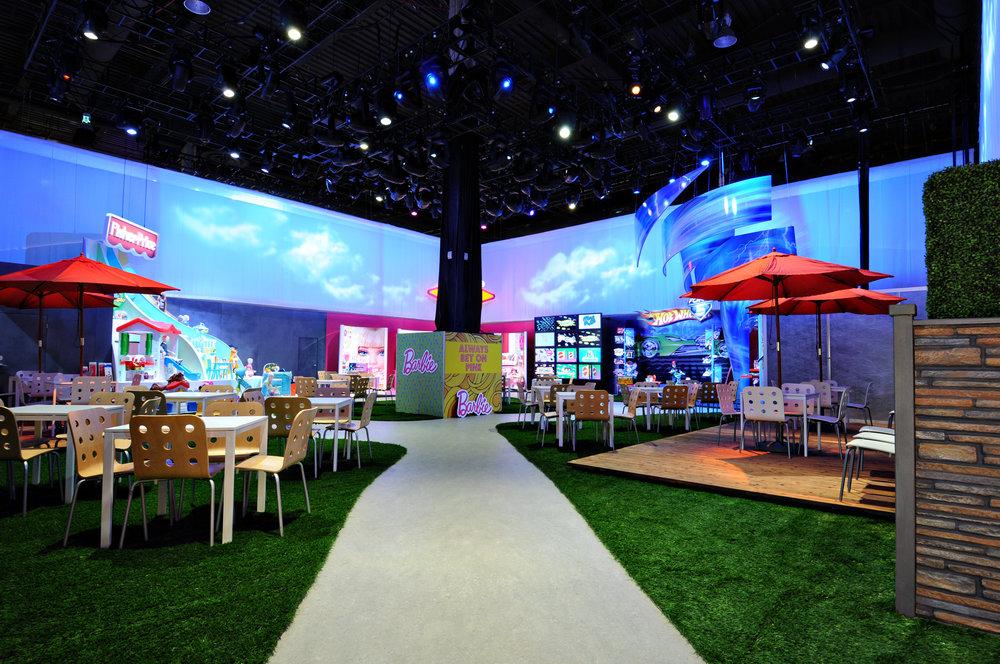 Mattel Licensing Expo - Las Vegas