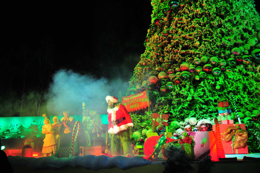 Grinchmas - Universal Studios Hollywood