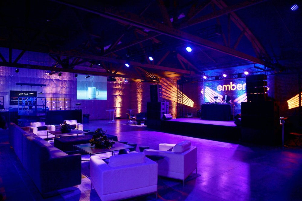 Ember Launch Party - Los Angeles