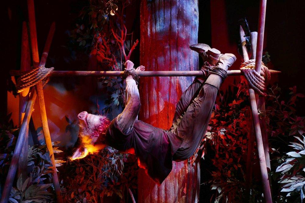 Halloween Horror Nights 2017 - Universal Studios Hollywood