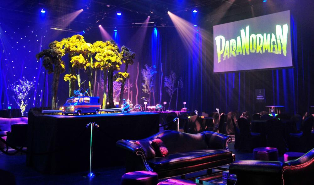 ParaNorman - Globe Theatre